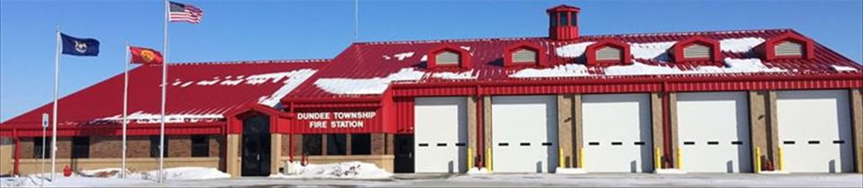 Dundee Township Fire Station